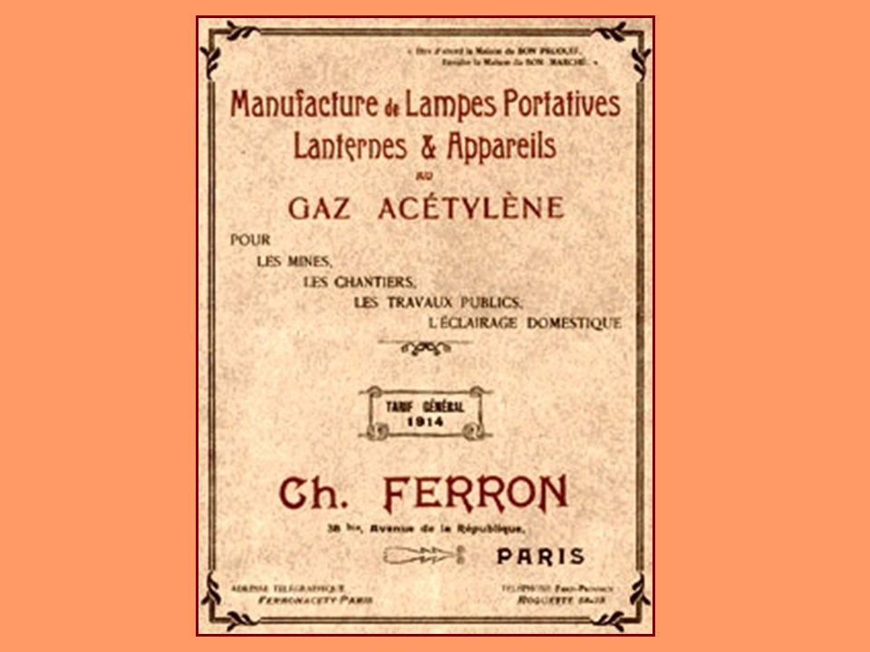 Se sont certainement les lampes de sécurité les plus rares qui ont été fabriquées pour des locomotives de mines souterraines. Bien que les deux fabric