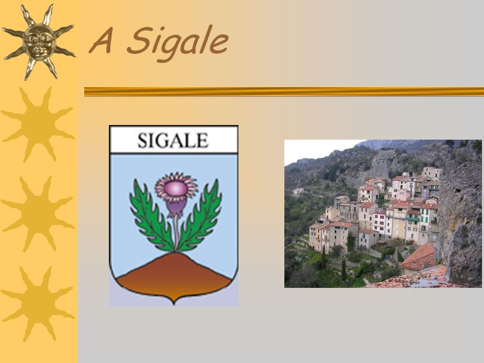 A Sigale