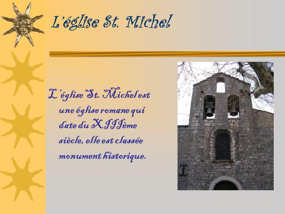 Léglise St. Michel Léglise St.