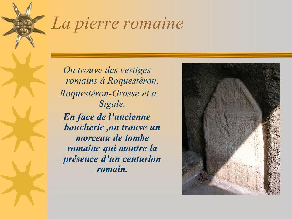 La chapelle Sainte Pétronille La chapelle Ste-Pétronille a été construite aux 11 et 12 ème siècle.