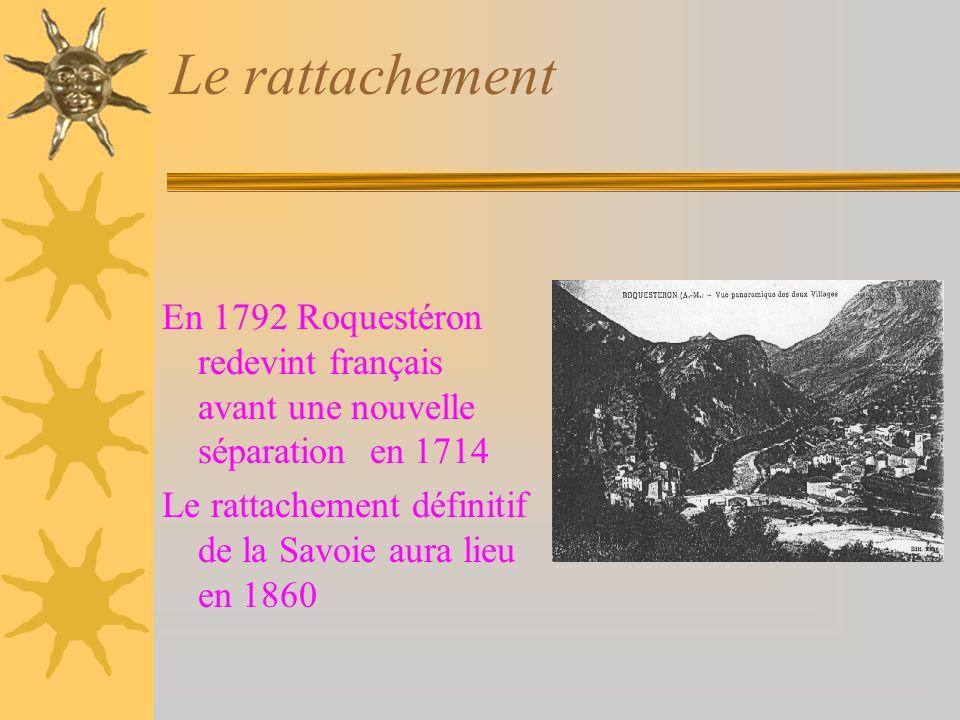 Le pont de France Le pont de France reliait les deux villages.