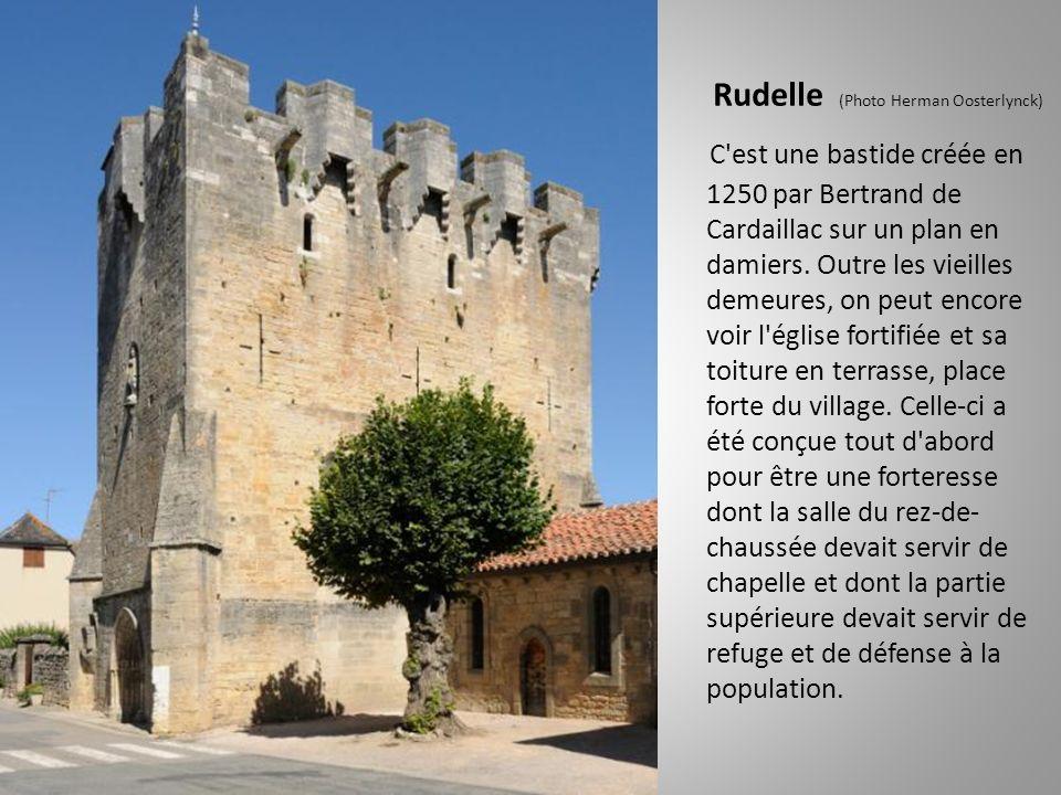Cardaillac (Photo Daniel Farinelle) L'orgueil de ce village classé parmi les plus beaux villages de France, c'est son paysage de bois entrecoupés de v