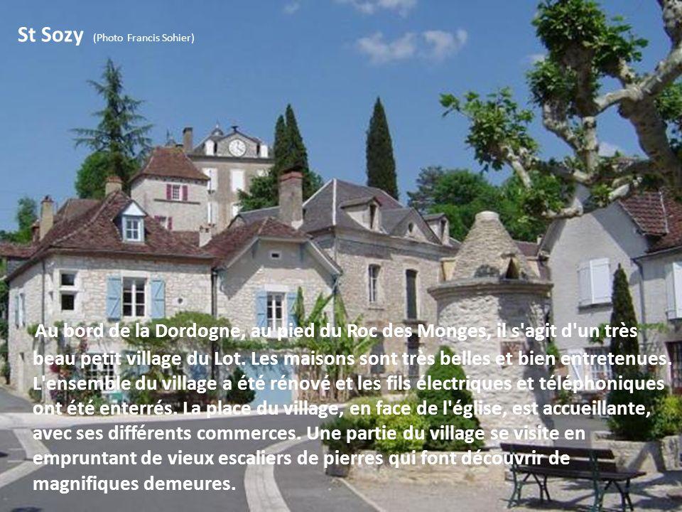 Martel (Photo Michel Chanaud) Surnommée la ville aux sept tours, c'est une charmante bourgade médiévale au passé glorieux. On peut y découvrir des con