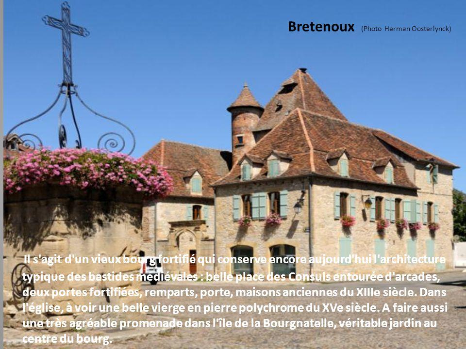 Tauriac (Photo Claude Dupuy) C'est un très joli village installé au bord de la rivière Dordogne, rive droite. La bourgade conserve son église St Marti