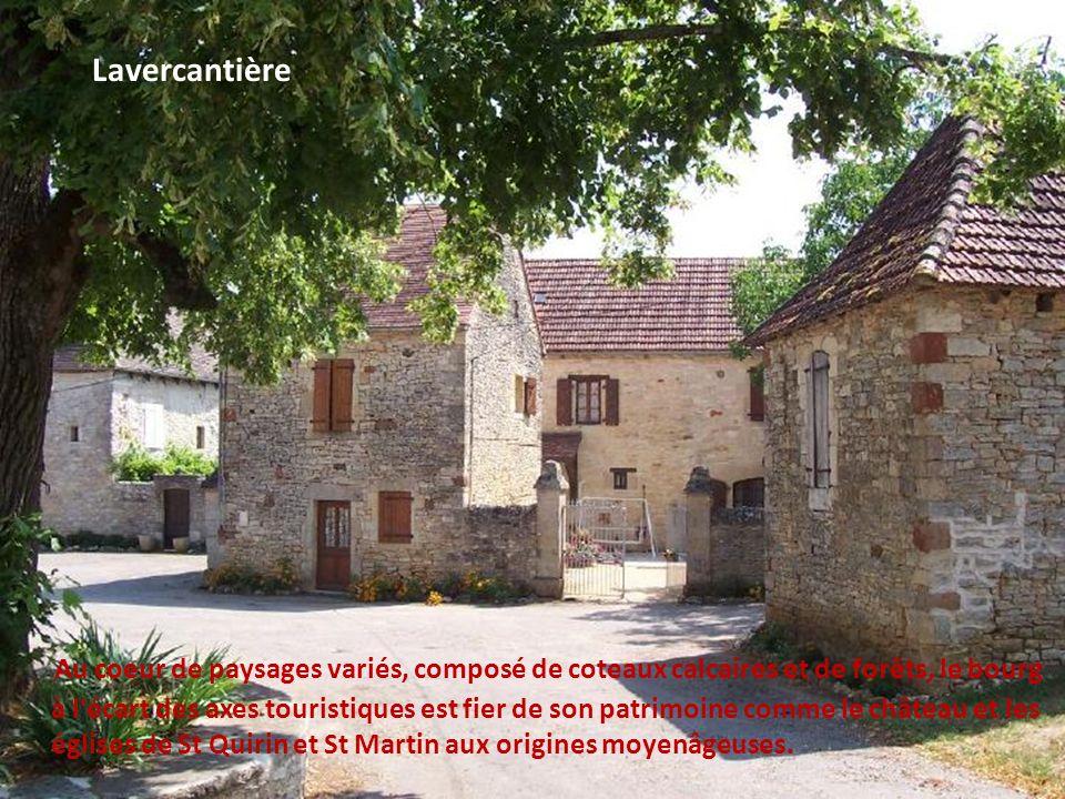 Goujounac Située à lembranchement de trois départements, la commune sétend sur la ligne de transition entre le Quercy calcaire et la Bouriane aux forê