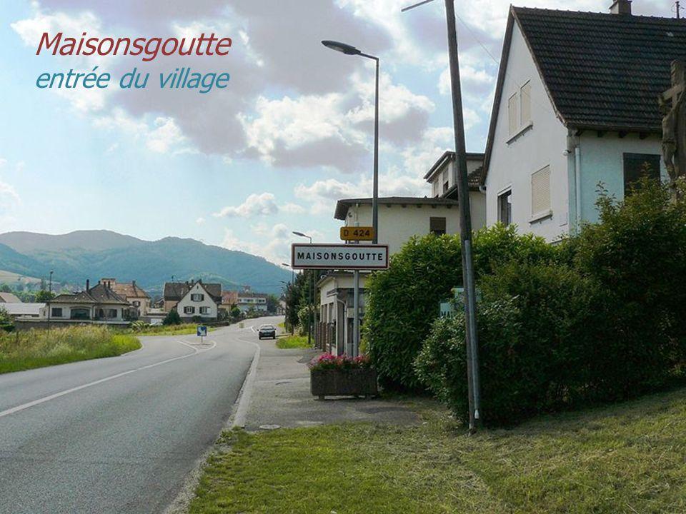 L a l a y e Entrée du village. __________........Ancienne mine de.plomb argentifère.. à la Hollée