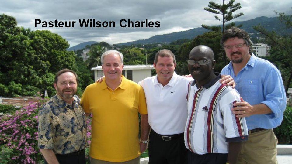 Pasteur Wilson Charles