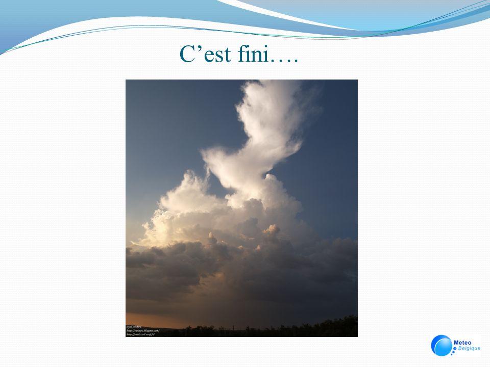 Cest fini….