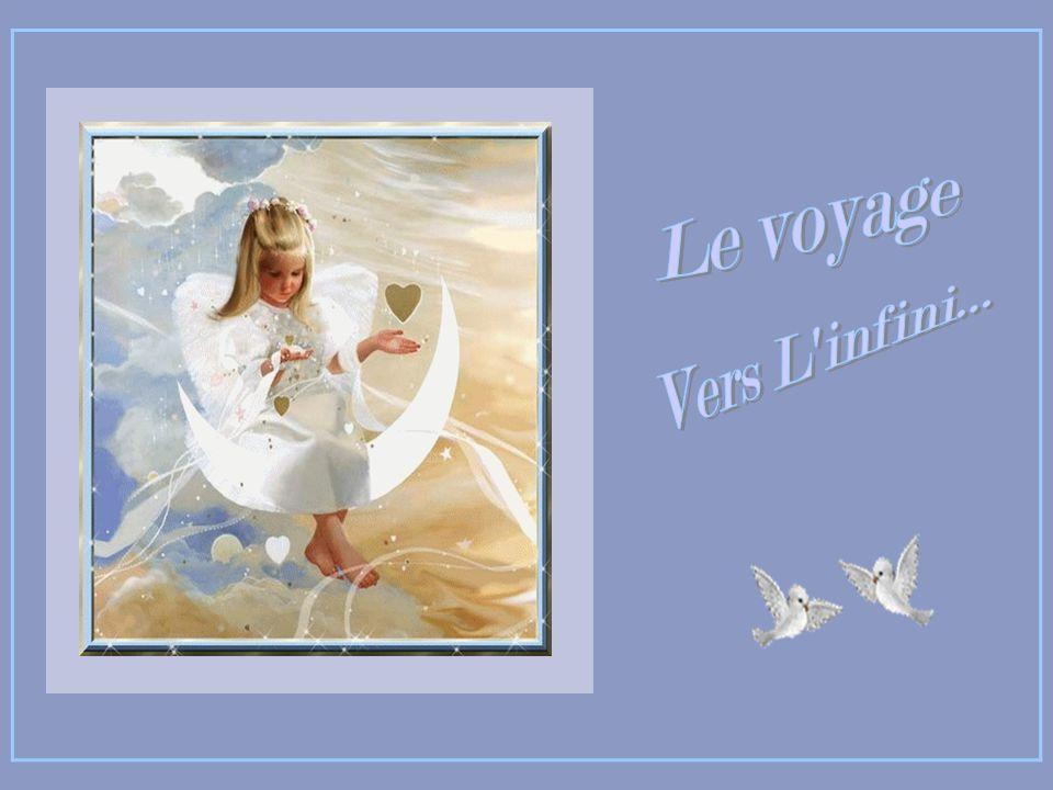 http://kerren.vip-blog.com/ Le voyage vers linfini… © copyright Auteur Clara Son site : http://lestextesdeclara.com/menu.htm Musique :Francisco-Tarrega À C l a r a Création Kerren