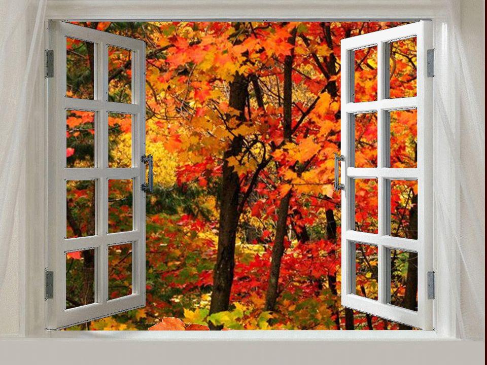 Le bel automne est revenu À pas menus, menus, Le bel automne est revenu Dans le brouillard, sans qu on s en doute, Il est venu par la grand route Habillé d or et de carmin.