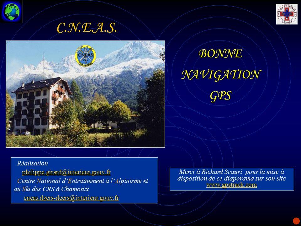C.N.E.A.S. Réalisation philippe.girard@interieur.gouv.fr Centre National dEntraînement à lAlpinisme et au Ski des CRS à Chamonix cneas.dzcrs-dccrs@int