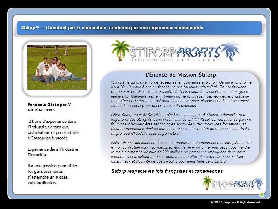 © 2011 Stiforp.com All Rights Reserved.Bienvenue & Merci.