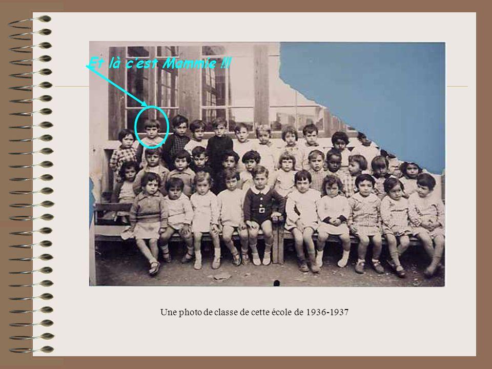 Classe de Melle Ortéga en 1955 46 élèves et le sourire !!!