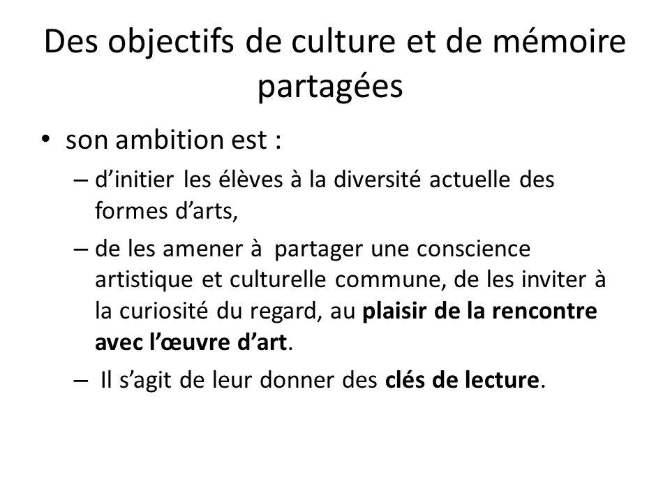 De nombreux sites dédiés, dont Le portail interministériel de lhistoire des arts : http://www.culture.fr/fr/sections/collections/histoire- arts http://www.culture.fr/fr/sections/collections/histoire- arts La bibliothèque numérique de lInstitut National de lHistoire de lArt: http://bibliotheque- numerique.inha.fr/home.cfm?CFID=673925&CFTOKEN =51409538http://bibliotheque- numerique.inha.fr/home.cfm?CFID=673925&CFTOKEN =51409538 Le site de lassociation des professeurs darchéologie et dhistoire de lart des universités : http://www.apahau.org/pedagogie/pedagogie.htm http://www.apahau.org/pedagogie/pedagogie.htm Le site de lhistoire par limage : http://www.histoire- image.org/http://www.histoire- image.org/