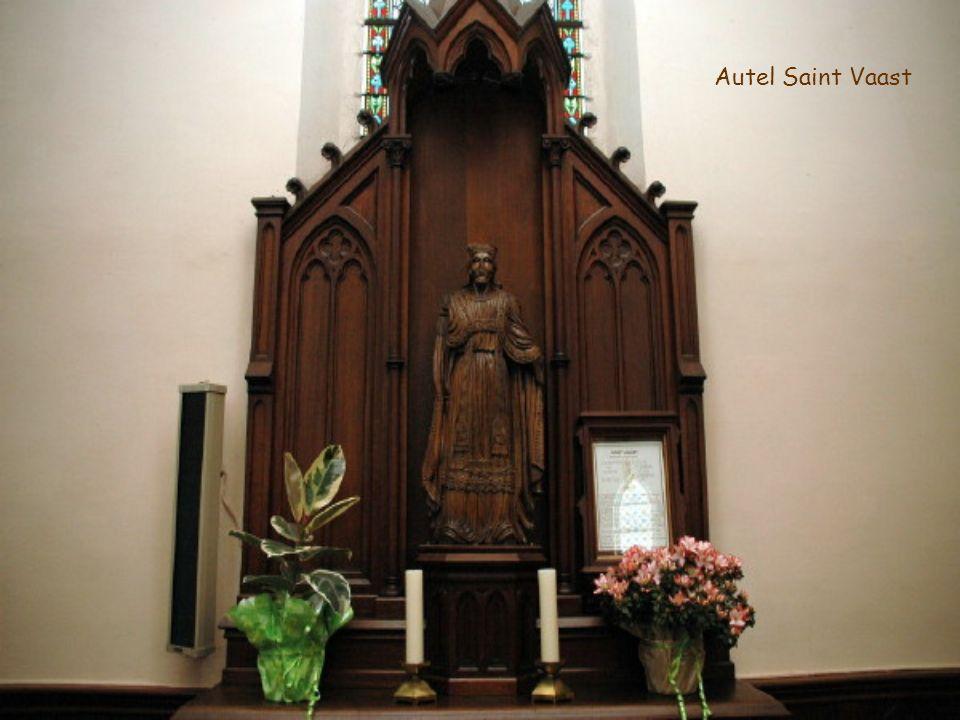 Autel Saint Vaast