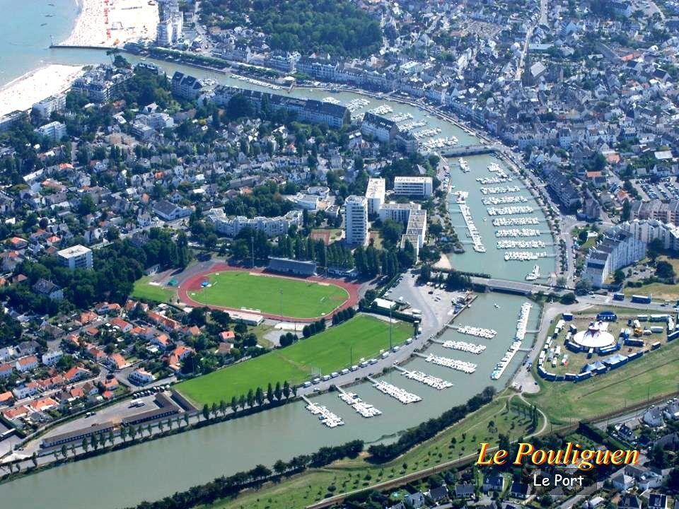 Le Pouliguen - La Pointe de Penchâteau Les Marais Salants