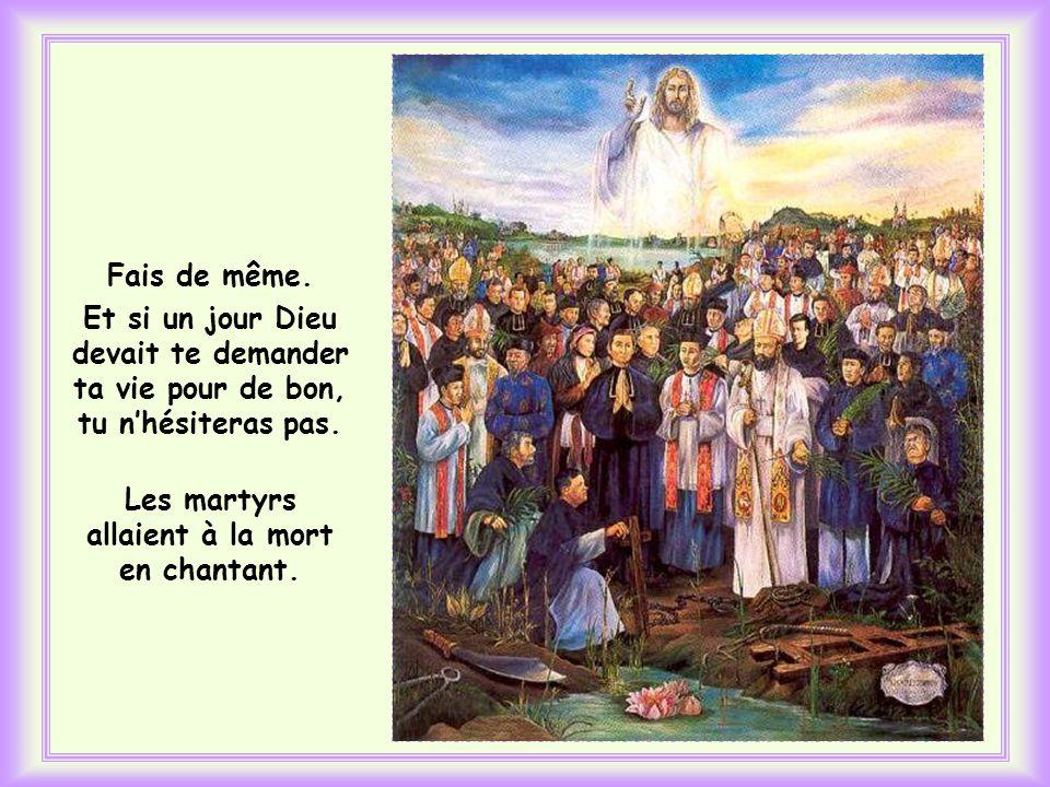 « Lui, qui avait aimé les siens qui sont dans le monde, les aima jusquà lextrême. » (Jn 13, 1).