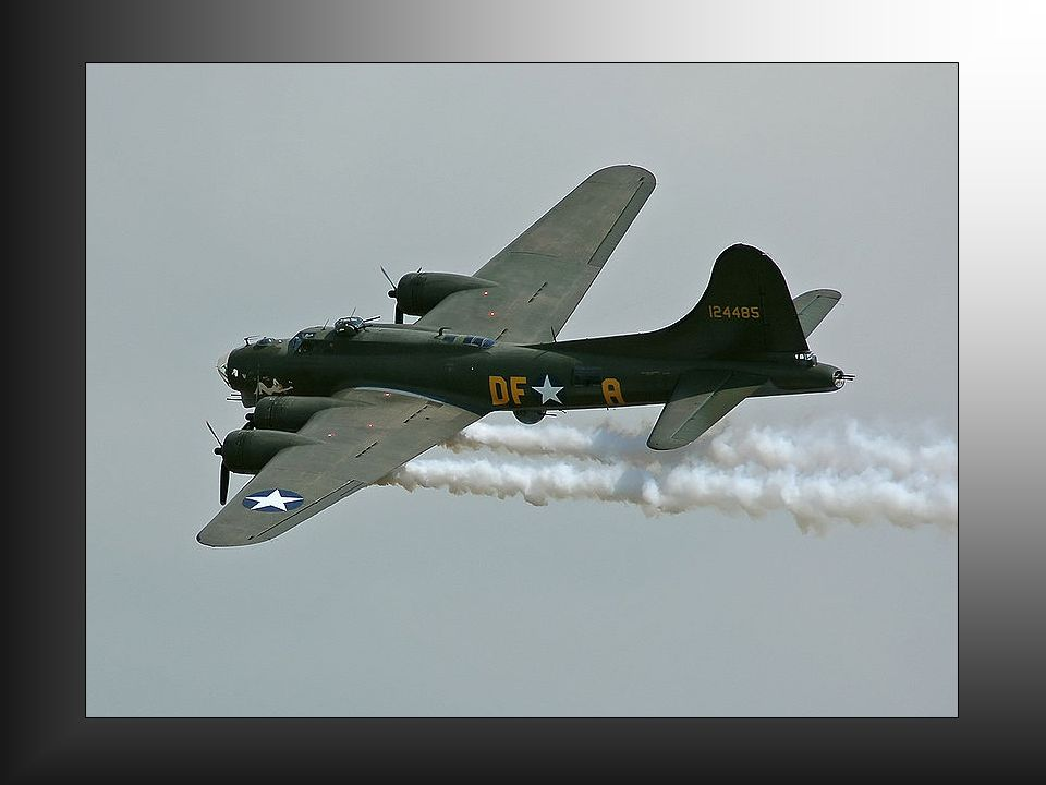 Le B-17 était comme une passoire. Il y avait du sang partout.