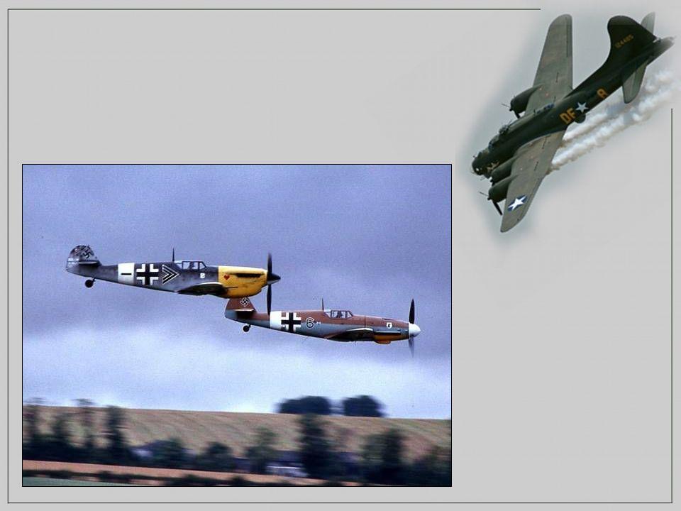 Avec l aide d Adolf Galland et de l association des pilotes de chasse allemands, BROWN réussi à retrouver STIEGLER des années plus tard.