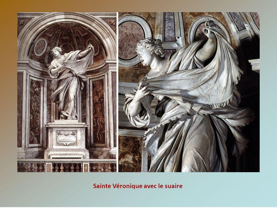 Sainte Véronique avec le suaire