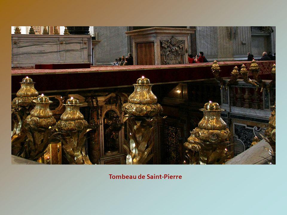 Tombeau de Saint-Pierre