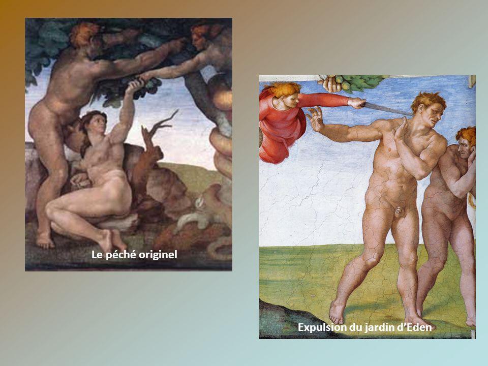 Le péché originel Expulsion du jardin dEden