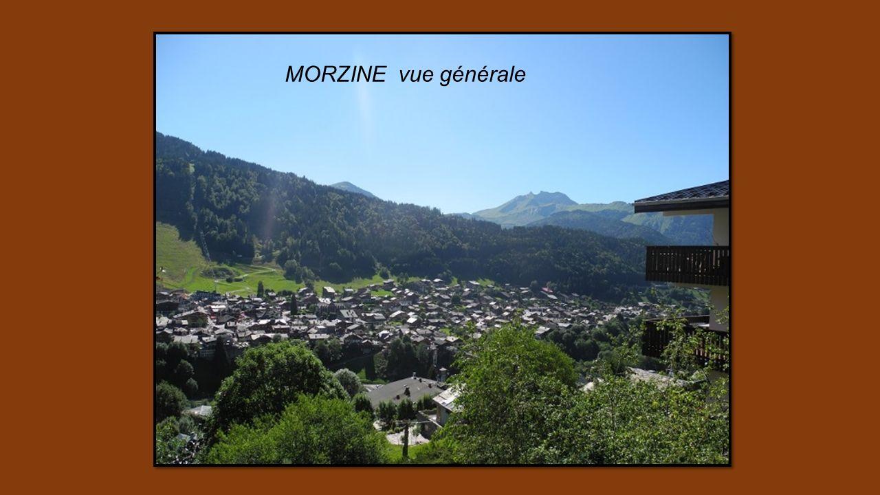Entre Avoriaz et Morzine