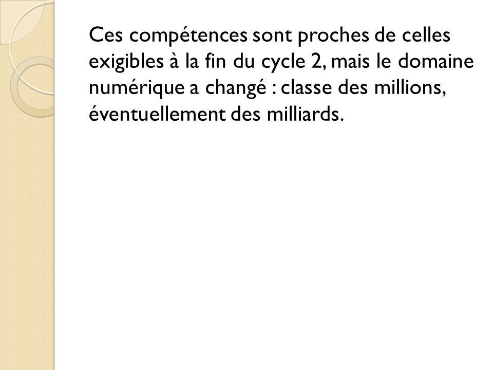 IV.Exemples dactivités. a/ Utilisation des décompositions des nombres.