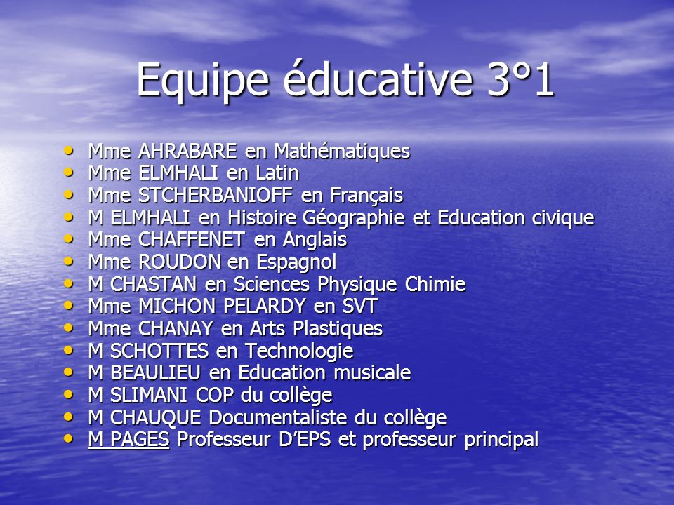 Administration Administration Mme LINCOT Principale du collège Mme LINCOT Principale du collège M EYRAUD Principal adjoint M EYRAUD Principal adjoint Mme BURTE-ALBERTIN CPE du collège Mme BURTE-ALBERTIN CPE du collège M VALYI Gestionnaire du collège M VALYI Gestionnaire du collège Mme NOIR Secrétariat Mme NOIR Secrétariat Mme KANTZER Assistante sociale Mme KANTZER Assistante sociale