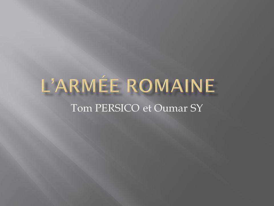 Tom PERSICO et Oumar SY