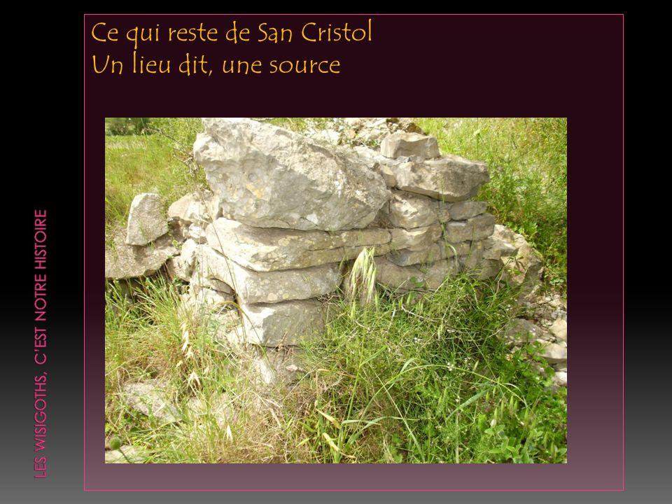 De Jean LHispani à Jean de Fontjoncouse En 963, lunique descendant de Jean lHispani sappelle Jean de Fontjoncouse, où il réside avec son épouse Ode et ils navaient pas dhéritier.