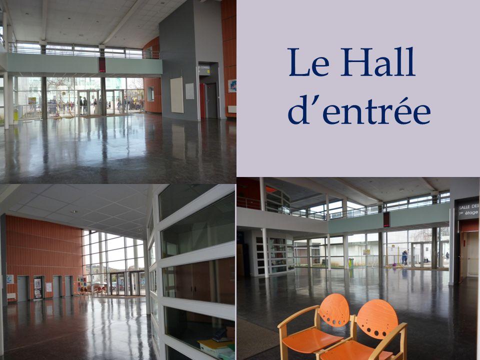 Le Hall dentrée