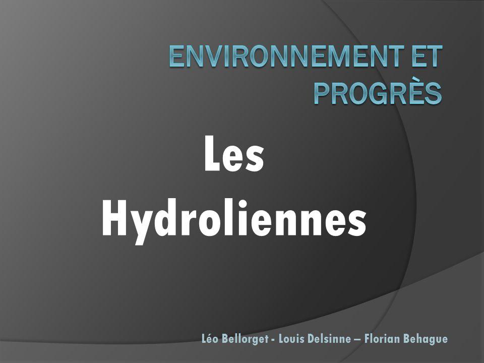 Les Hydroliennes Léo Bellorget - Louis Delsinne – Florian Behague