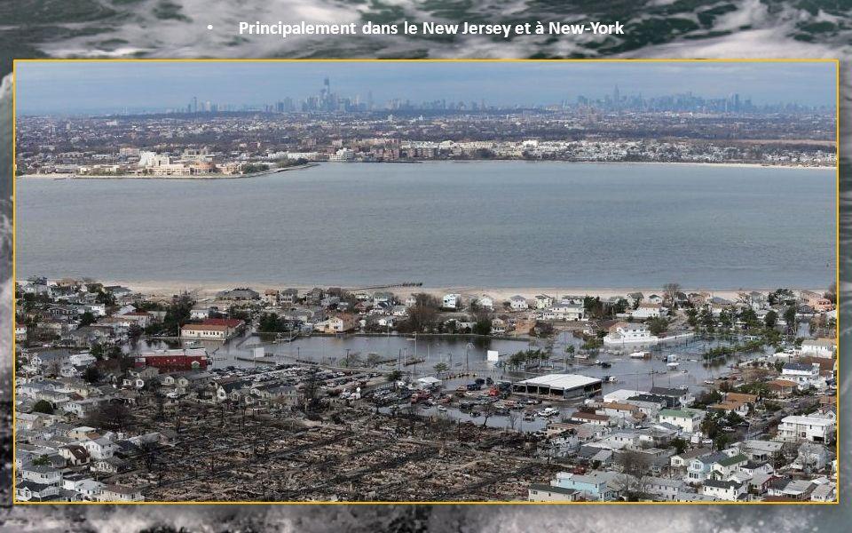 Après l ouragan Sandy, six millions d américains sont encore sans électricité