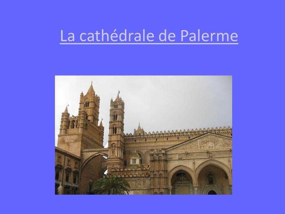 La cathédrale de Palerme