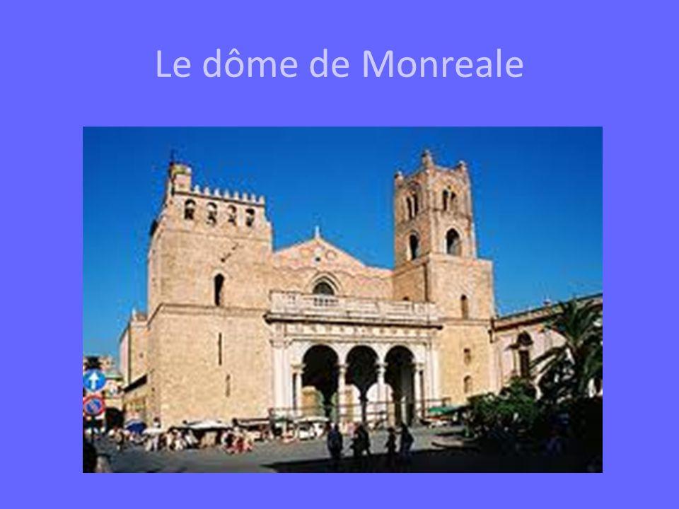 Le dôme de Monreale
