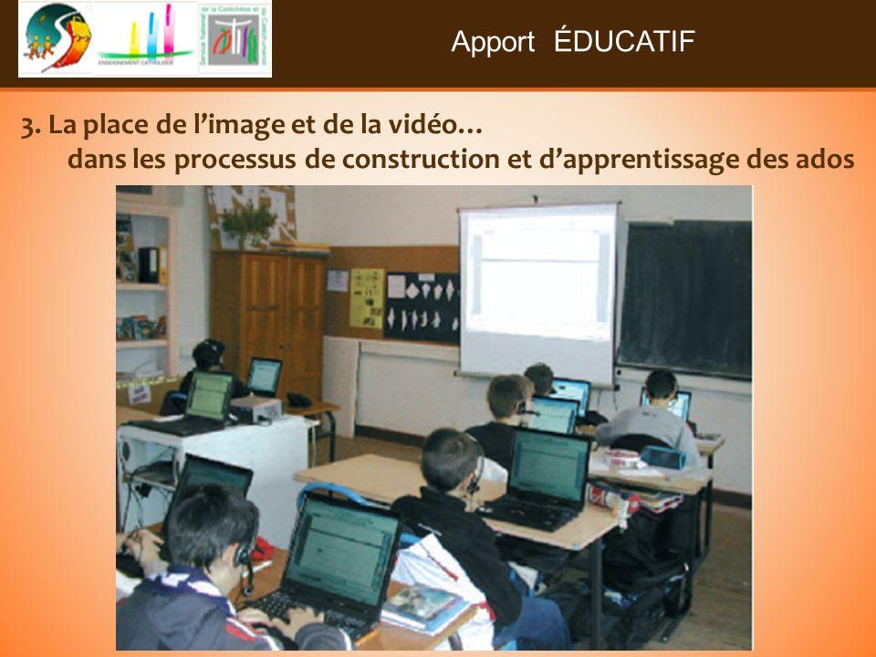 Apport ÉDUCATIF 3.
