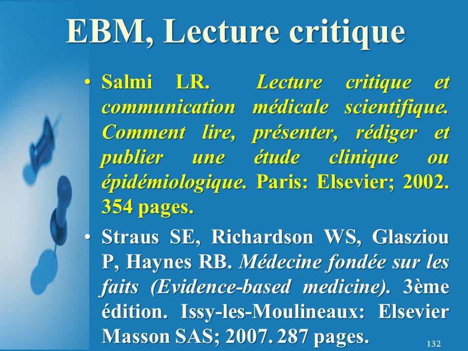 132 Salmi LR.Lecture critique et communication médicale scientifique.