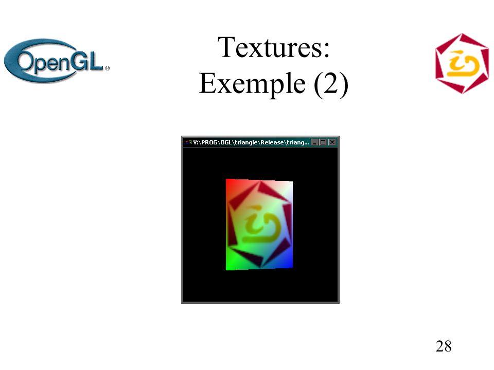 28 Textures: Exemple (2)