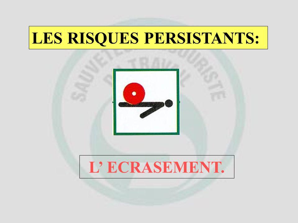 ANALYSER CEST: RECONNAÎTRE LES RISQUES PERSISTANTS.