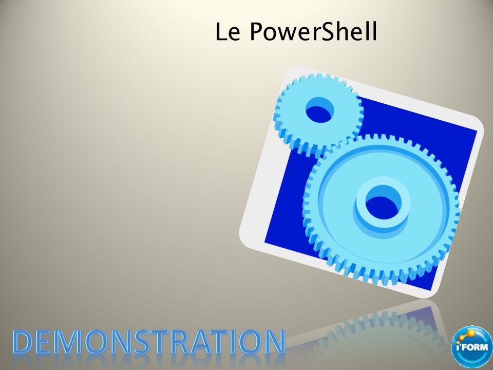 Le PowerShell