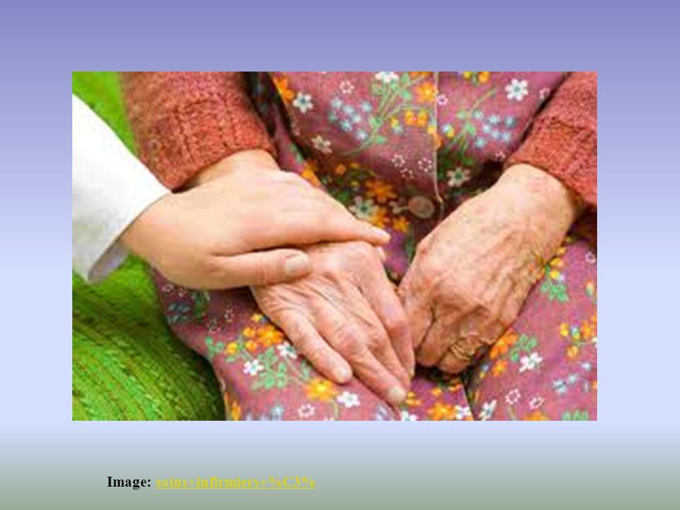 La croissance possible Les personnes âgées qui vivent un problème cognitif sont à la dernière étape du cycle de la croissance humaine.