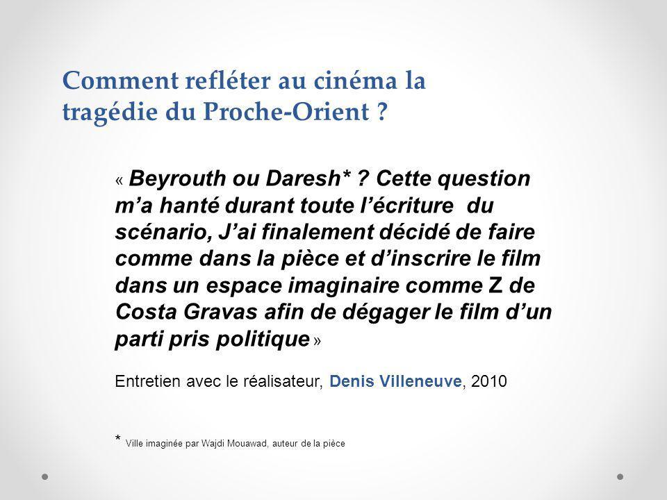 « Beyrouth ou Daresh* .