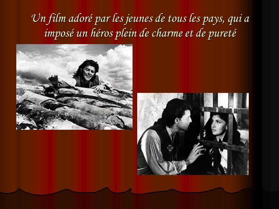 Un film adoré par les jeunes de tous les pays, qui a imposé un héros plein de charme et de pureté