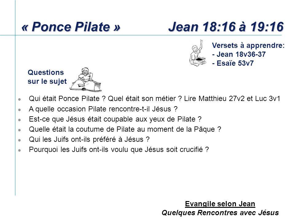 Evangile selon Jean Quelques Rencontres avec Jésus De quoi le Seigneur avait-il guéri Marie de Magdala .