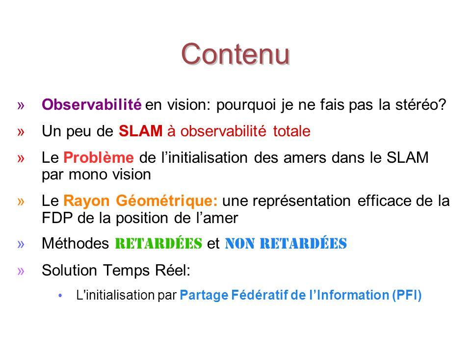 SLAM: de langlais, Simultaneous Localization And Mapping 1 2 3 4 5 1 2 3 4 R 5