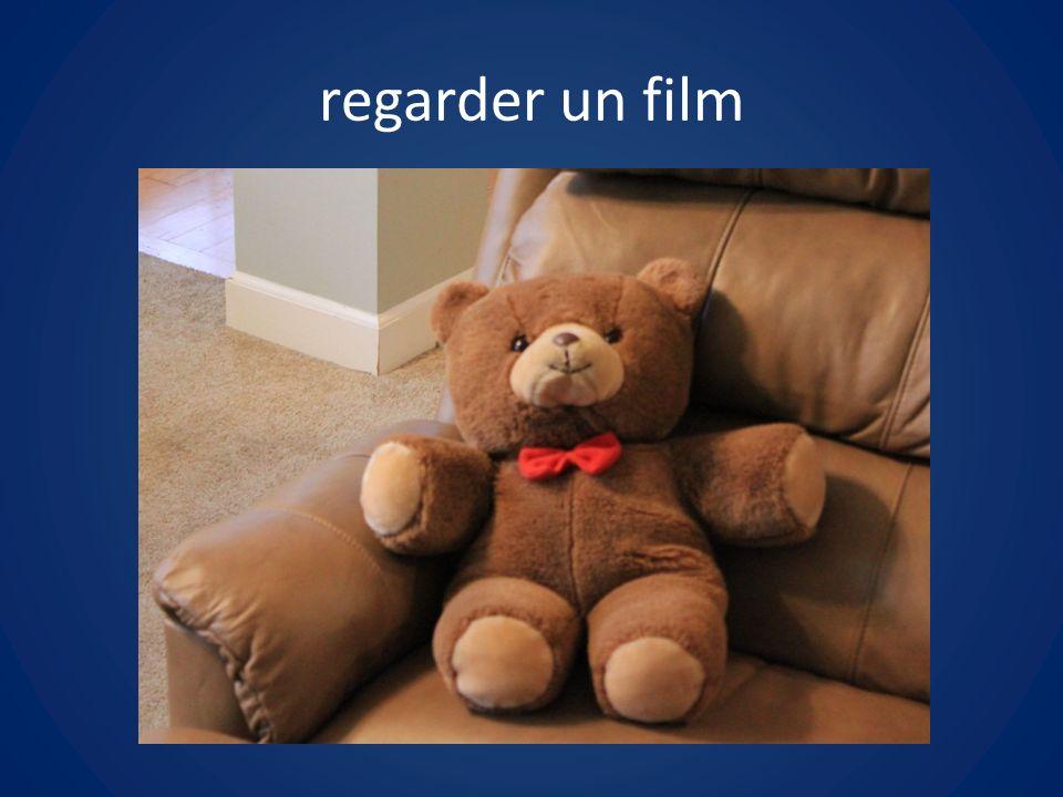 regarder un film