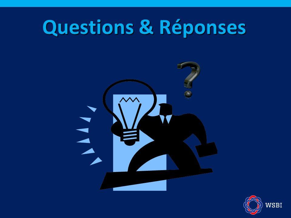 Questions & Réponses