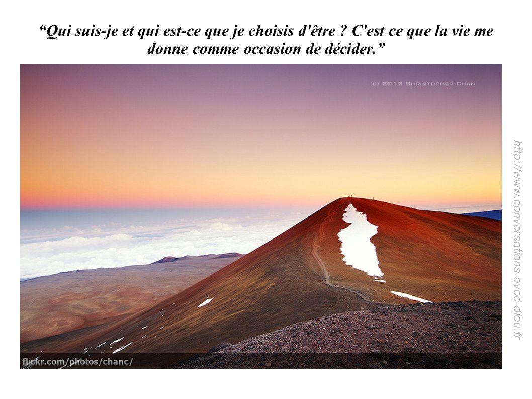http://www.conversations-avec-dieu.fr Vous êtes en train de vivre un rêve de votre propre création.