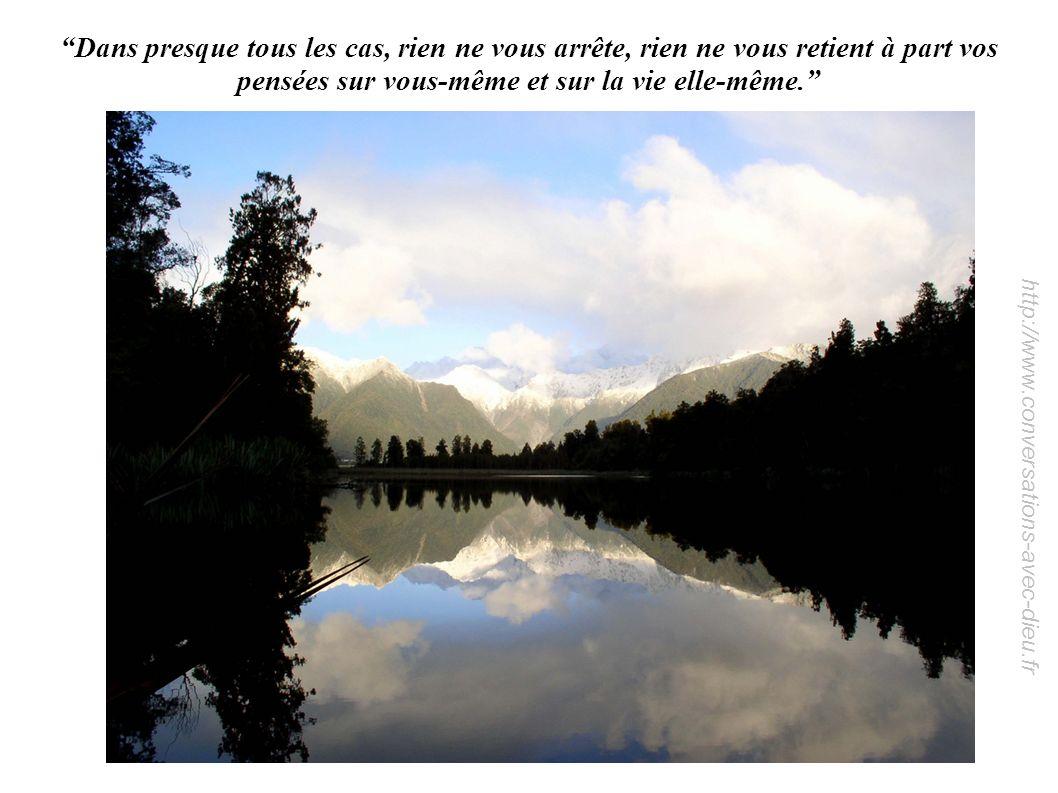 http://www.conversations-avec-dieu.fr La prochaine fois que vous êtes confronté à un problème, exprimez de la gratitude non seulement pour la solution, mais également pour le problème.